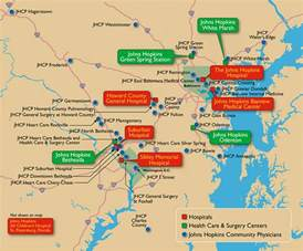 directions to johns medicine locations