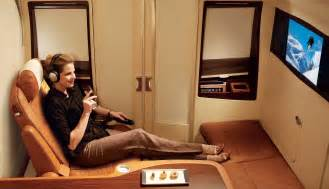 Chaise Lounge Nz Singapore Airlines Redefines First Class Luxury With