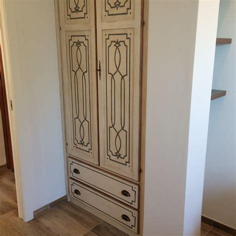 letto su armadio letti e armadi in legno su misura fadini mobili cerea verona