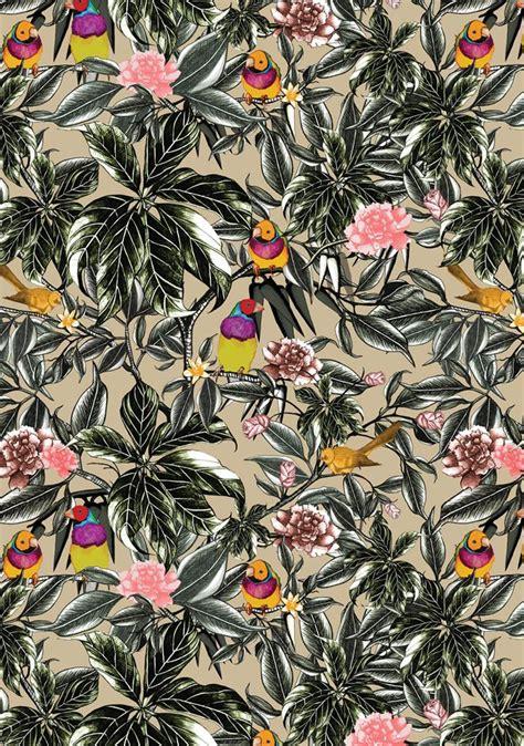 jungle wallpaper pattern 1137 best ideas about tropical living on pinterest
