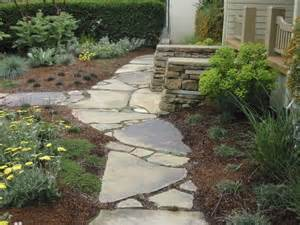 flagstone walkway home design ideas pictures remodel and