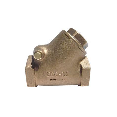 bronze swing check valve 360 bronze swing check valve red white valve corp