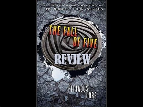 The Fall Of Five the fall of five by pittacus lore book review