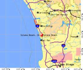 solana california map solana california ca 92075 profile population