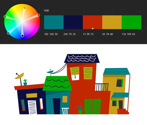 color themes create color themes with adobe color themes panel in illustrator