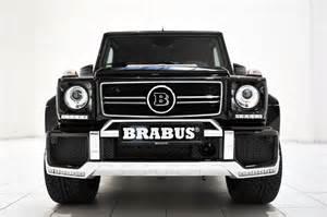 Mercedes G Brabus Brabus 2012 Mercedes G 63 Amg