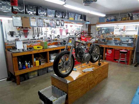 Garage Workshop Design by Garage Workshop Ideas 4 24 Spaces