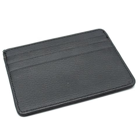 Dompet Kartu Card Holder Bahan Kain 1 dompet kartu bahan kulit dengan slot transparan mini card holder black jakartanotebook