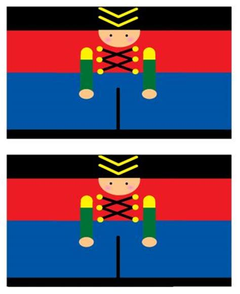 toy soldier craft for kids paper soldiers