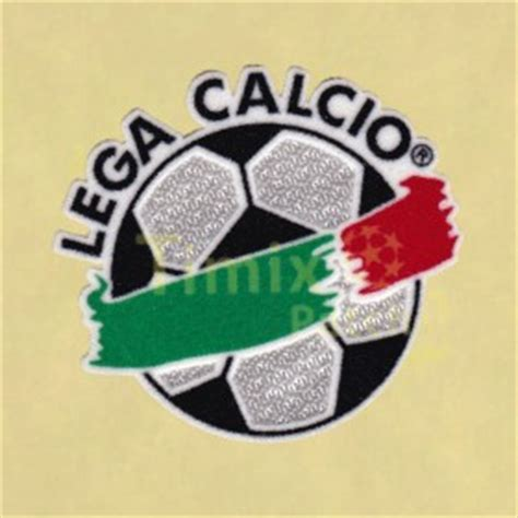 Italian Serie A Lega Calcio 2003 2004 Badge serie a italy archives timix patch timix patch