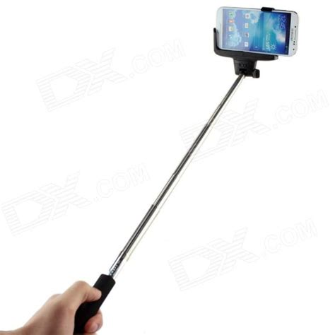 Monopod Wireless wireless bluetooth mobile phone monopod for android 3 0 and above system black free shipping