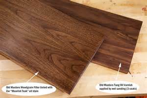 Best Paint Brand For Kitchen Cabinets 3 tricks for a beautiful walnut wood finish woodworkers