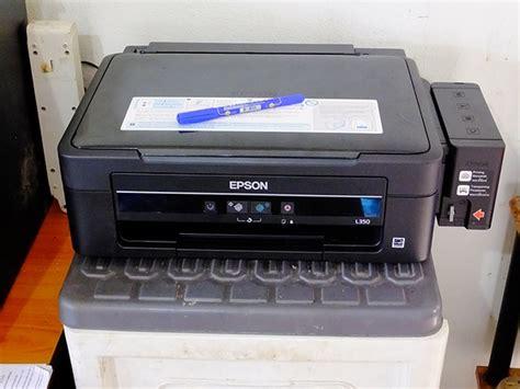 Printer Epson L350 Quantum epson l350 tank printer 6000 prints printers and