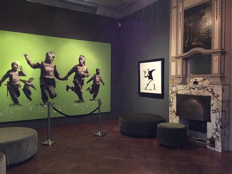 banksy museum amsterdam hours banksy exhibition picture of moco museum amsterdam