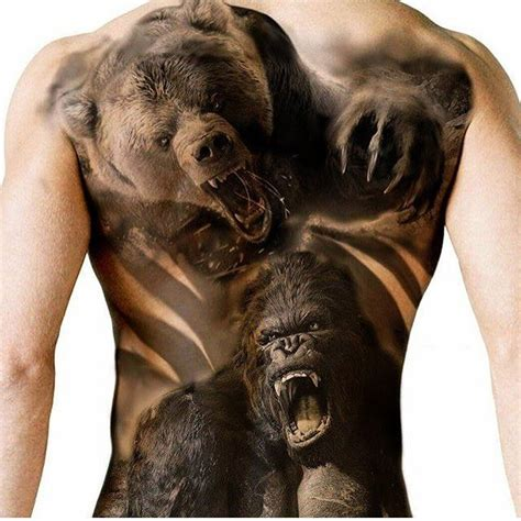 gorilla tattoo designs best 25 gorilla ideas on mens sleeve