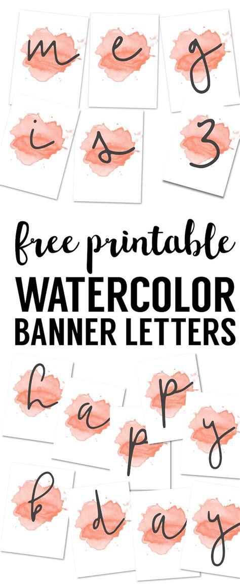 best 25 free printable banner ideas on pinterest