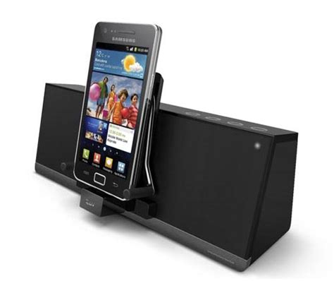 iluv mobiair wireless speaker dock  smartphones gadgetsin