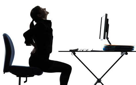 tips to avoid back for working professionals portea