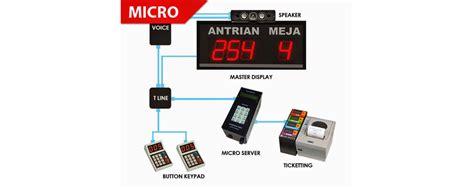 Mesin Antrian C2000 mesin antrian micro mesin antrian c2000