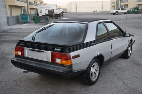 1984 renault fuego nicest one left 1984 renault fuego