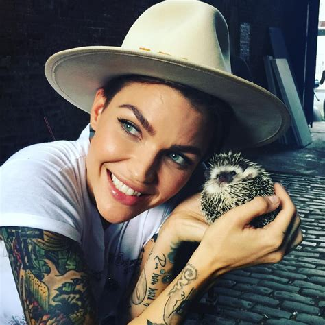 ruby rose new tattoo orange is the new black ruby oitnb