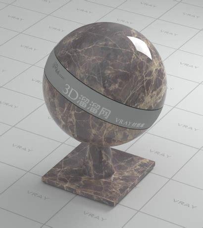 Dark emperador marble vray material   cadnav.com