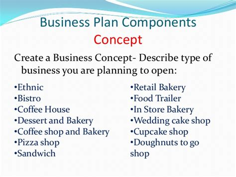 bakery sle business plan dailynewsreport970 web fc2