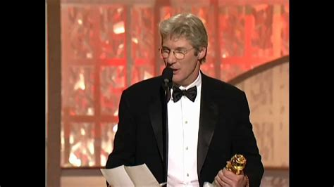 best richard gere richard gere wins best actor motion picture musical or