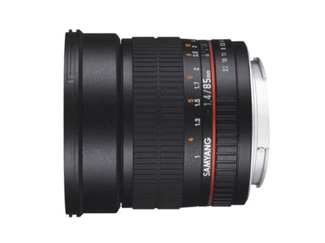 Samyang 85mm F 1 4 Nikon samyang ae 85 mm f 1 4 ae if umc monture nikon
