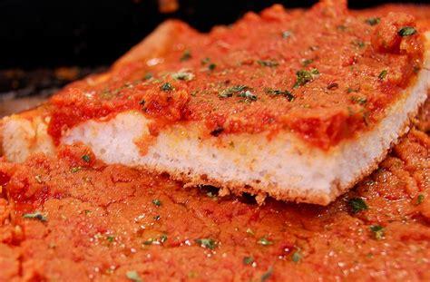 sicilian pizza wikipedia