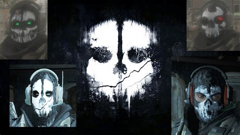 The Ghosts cod ghosts skull masks balaclava retextures fallout 4