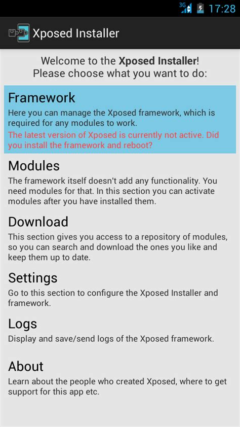 xposed installer apk tutorial install xposed di android tutorial seputar android