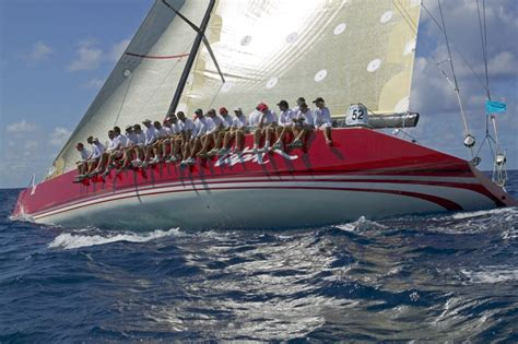 antigua sailing week yacht charter event  april