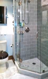 Showers on pinterest neo angle shower showers and corner shower