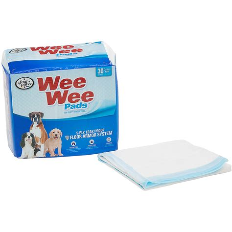 petco puppy pads wee wee puppy pads 30 count 22 l x 23 w petco