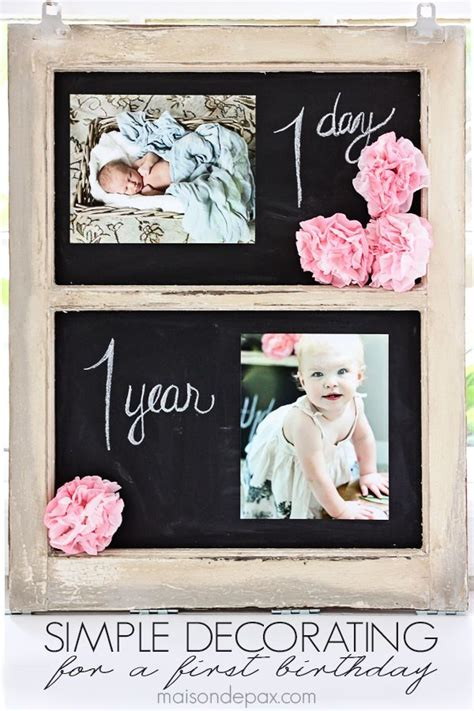 home decoration for 1st birthday best 25 birthday decorations ideas on