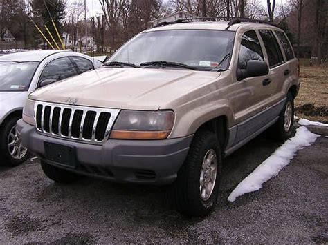 automobile air conditioning repair 2000 jeep cherokee security system purchase used 2000 grand cherokee laredo 4 o l repair or for parts in poughkeepsie new york