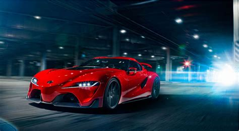2015 Toyota Ft1 Los 6 Coches Futuristas Presentados Este 2015 Techne Mexico