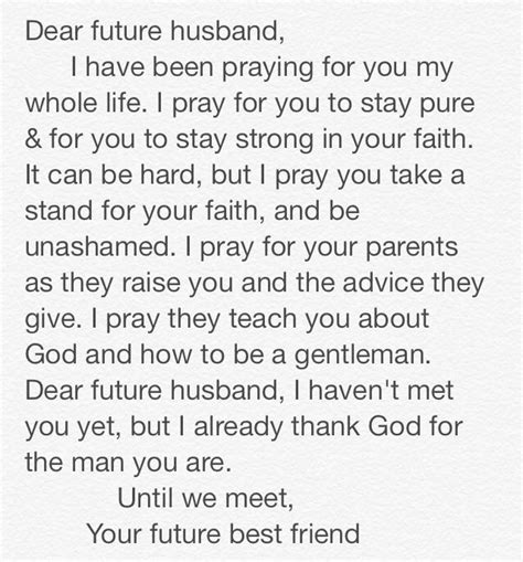 letter to my future husband best ideas of an open letter to my future husband i m not 1446