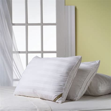 canopy down alternative comforter canopy down alternative firm pillows set of 2 bedding