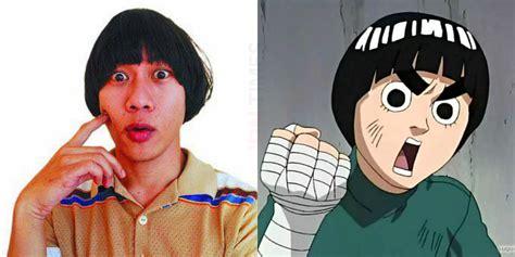 gaya rambut qibil the changcuters 10 selebriti ini rupanya mirip tokoh anime ya anidesu
