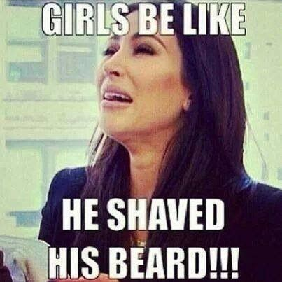 Shaved Beard Meme - top 60 best funny beard memes bearded humor and quotes