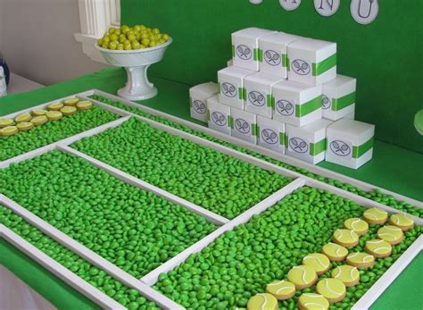 tennis themed events swanky chic fete ace ing a tennis themed party tennis