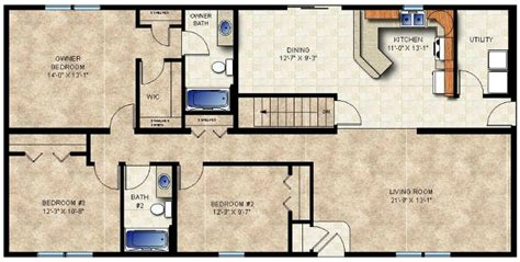 roosevelt floor plan roosevelt modular home floor plan