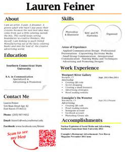 Resume Sles That Stand Out Creative Resumes That Stand Out Quotes
