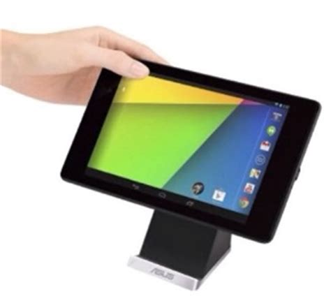 asus nexus 7 tablet wont turn on asus official wireless charging stand for nexus 7 2013 debuts