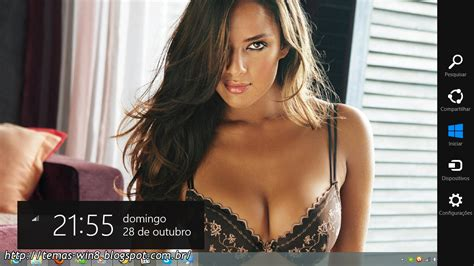 hot themes windows 8 temas win8 sexy theme ii