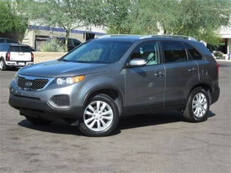 Buy Used Kia Sorento Buy Used 2011 Kia Sorento Lx Bluetooth Sirius Radio Cd