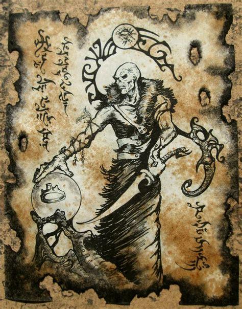 libro monsters a bestiary of thulsa doom by mrzarono on