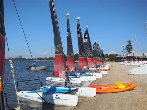 hobie catamaran hire funcats sail boat kayak hire on the swan river perth